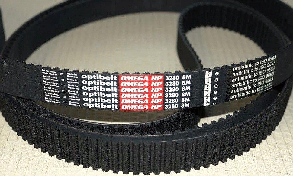 Ремни Optibelt Omega - немецкие приводные ремни для двигателей на СВП