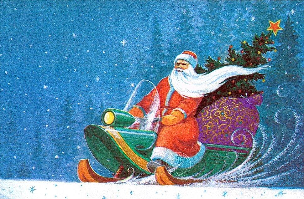 Машдеталь поздравляет с Новым годом и Рождеством